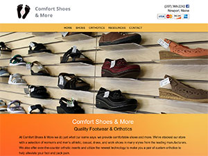 Comfort Shoes & More