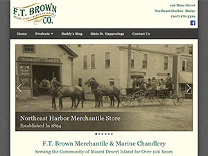 F.T. Brown Company