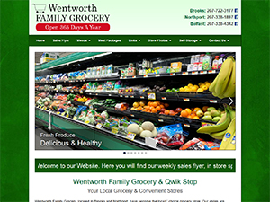 Wentworth Family Grocery